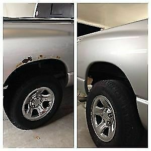 Automotive bumper repair,paint damage,cracked bumpers,ectAutomo