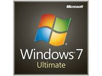 WINDOWS 7 ULTIMATE CD