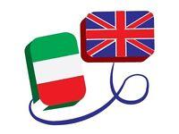 Swap | Your English | My native Italian | E1-E14-E15 only