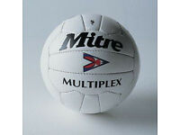 Wanted, Mitre football, multipex, or 26 panel Delta, meteor, pro max, ultimax. why?