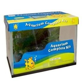 Aquarium World Fish Tank Kit