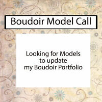 Looking for Boudoir Models- Marketing/Portfolio