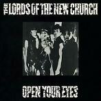Open Your Eyes & Bonus 7'-Lords Of The New Church-LP