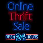 Online Thrift Sale