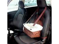 Brand new dog /puppy/cat car seat/cradle/carrier