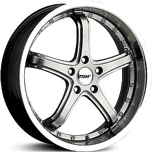 18' TSW Rims + Low Profile Tires included