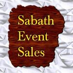 Sabath Event Sales