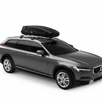 Thule 6356B Force XT Sport Roof Ski and Cargo Box | Other ...