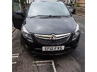 Vauxhall zafira tourer £4500 auto