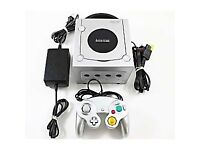 Nintendo GameCube Silver with Controller and Starfox Adventures