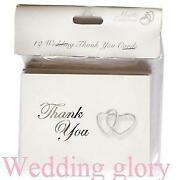 Wedding Thank You Card Packs