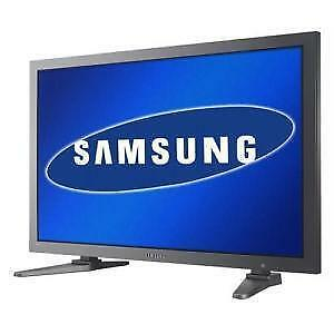 5  écrans (TV) moniteur Samsung 42'' Plasma 852 X 480p
