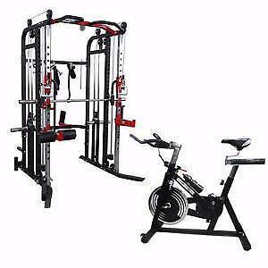 New Strength & Cardio Package Deal, F30 + Spin Malaga Swan Area Preview