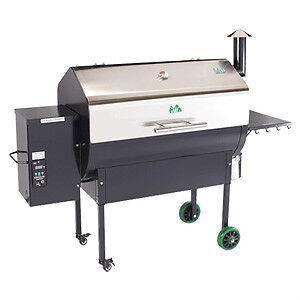GMG pellet/smoker grills available in Rocky and Sylvan Lake