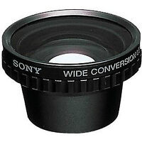 Convertisseur Sony VCL-0637H - Objectif Grand angle