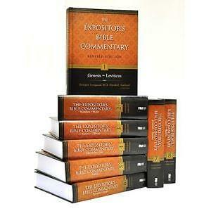 Bible commentary books ebay bible commentary set fandeluxe Gallery