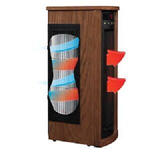!!! NEW !!! Duraflame Portable Electric Infrared Quartz Tower