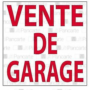 Vente de garage, Yard Sale