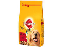 Pedigree Vital complete dry dog food 2.6kg of Chicken