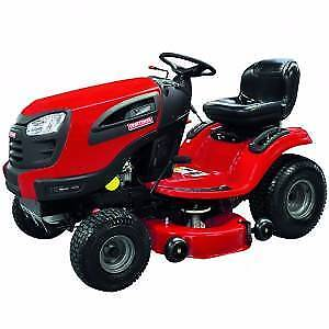 "CRAFTSMAN RIDE ON MOWERS 22HP V TWIN 42"" CUT $3699"