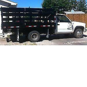 JUNK** REMOVAL **SAME** DAY** service call 204 997-0397
