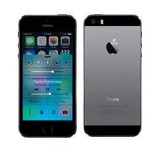 Iphone 5s 16G Noir