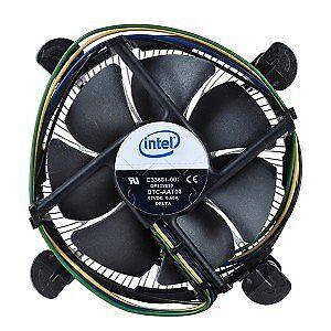 ntel E33681-001 Socket 775 Aluminum CPU Cooler w 4-Pin PWM
