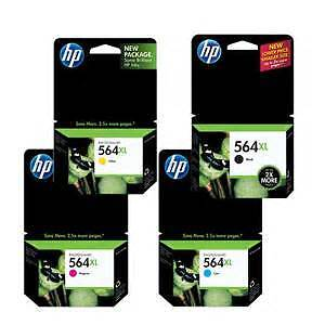 New Hp 564 XL Ink