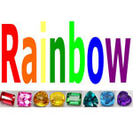 Rainbow Gemstones