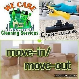 CHEAPEST🌻Short Notice End of Tenancy/Shampoo Steam Carpet PROFESSIONAL/EXCELLENT Cleaning Services