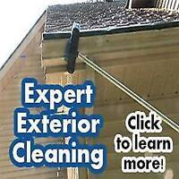 EXTERIOR CLEANUP &REPAIR~ROOF TO LAWN ,PRESSURE WASHING DISPOSAL
