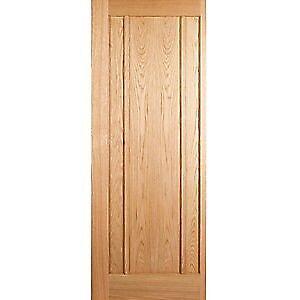 7f4e3d9c75e3 Wickes York Internal 3 Panel Oak Veneer Door - 1981 x 686mm | in ...