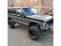 Jeep Cherokee 2.5 td