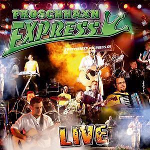 Froschhaxn Express - Live