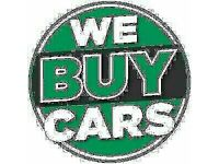 **SCRAP CARS WANTED CASH FOR CARS SAME DAY PICK UP AND PAYMENT CASH OR BANK TRANSFER**