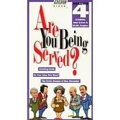 Are You Being Served VHS