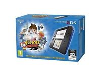 Yo-Kai watch 2ds console