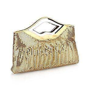 Gold Clutch: Handbags & Purses | eBay