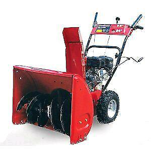 Mobile snowblower repair $69 416 841 3808