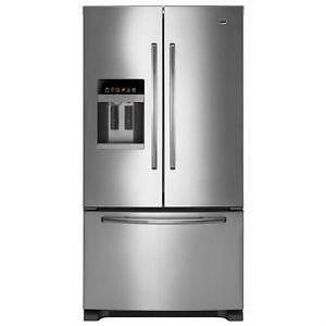 French Door Refrigerator Ebay