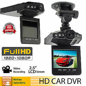 1080P Car Dash DVR Camera