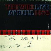 The Who Live CDs