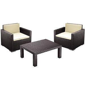 garten lounge set ebay. Black Bedroom Furniture Sets. Home Design Ideas