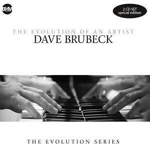 Dave Brubeck-The Evolution Of An Artist von Dave Brubeck (2011)