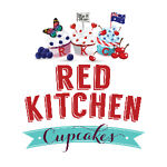 Red Kitchen Cupcakes