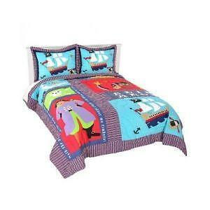 Pirate Bedding Twin Ebay