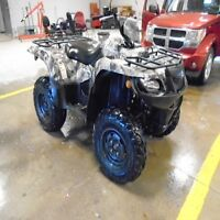 2014 Suzuki King Quad 500 WE FINANCE BAD CREDIT OR PRIVATE SALES