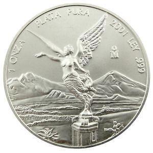 Mexican Silver Libertad Coins Ebay
