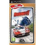 Burnout Legends PSP