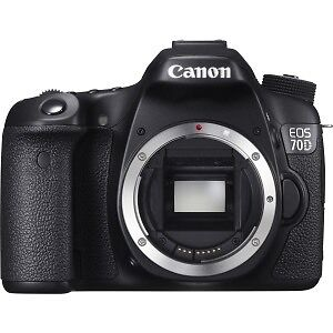 Canon 70DB EOS 70D Body Only  Kellyville The Hills District Preview